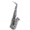 TJ Classic II Alto Frosted Black